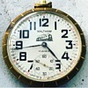 Vintage WALTHAM Pocket Watch Train