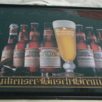 2000 Traditions Atlanta Convention Anheuser Busch Print