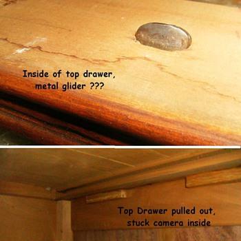 Vintage Side Table (( Part 2 )) - Furniture