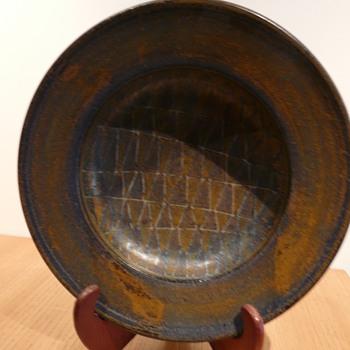 A Bowl by Erik Plön (Ploen) - Pottery