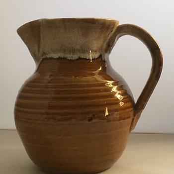 Vintage jug  - Pottery