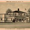 1936 - Vernier China Company - Postcard