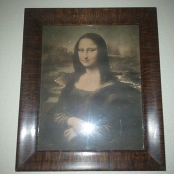 Mona Lisa  - Posters and Prints