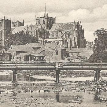 RIPON CATHEDRAL & SAINT WILFRID - Postcards