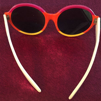 1960s Bausch & Lomb Ray_Ban Hippie Sunglasses