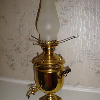 Antique Lamp ?? - Lamps