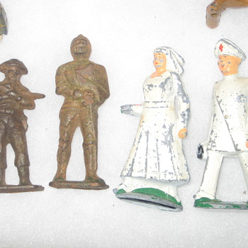 found these @ a tag sale - Military and Wartime