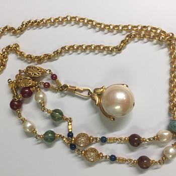 LCI Necklace - Costume Jewelry