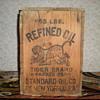 Standard oil New York.