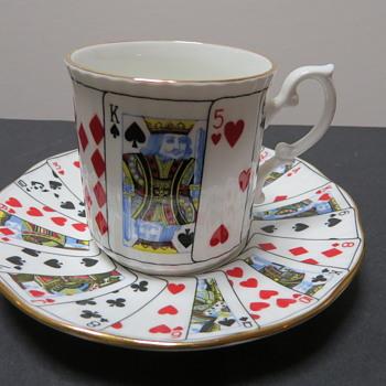 Elizabethan Staffordshire fine bone china - Cut for Coffee - China and Dinnerware