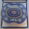St. Louis 1981 Basket of Flowers Paperweight