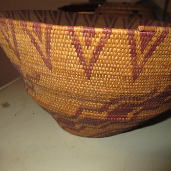 Mom's Baskets 11 - Native American