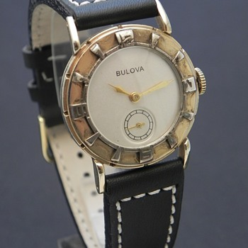 1950 Bulova Berkshire & 1951 Bulova Lady Berkshire - Wristwatches