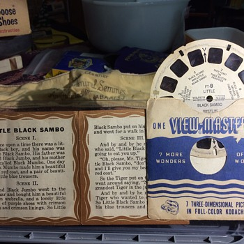 1948  Israel is a Country and View-Master presents L.B.S. - Toys