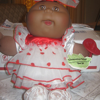 Avon Cabbage Patch Doll