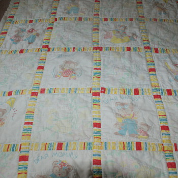 Quilt I need to identify - Sewing