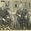 """1909 Real Photo Post Card of """"William P. Glyndon, pardoned after 31 years"""""""
