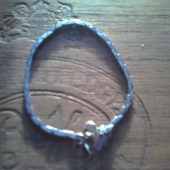 Thrift Store Bracelet