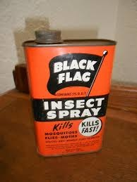 antique black flag continuous insect sprayer collectors weekly