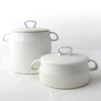 Stoneware casseroles, André Ricard (cerámicas Montgatina, 1967)  - Kitchen