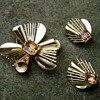 Trifari Brooch Set - Monte Carlo