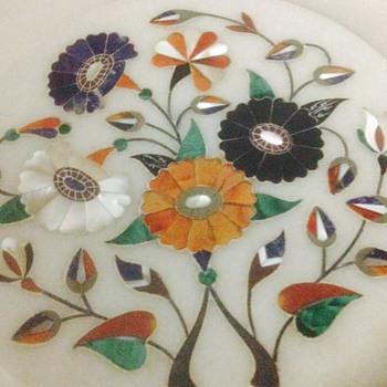 Beautiful art collector plate