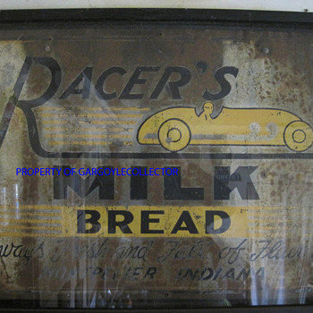 Old bakery sign - Signs