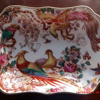 Royal Crown Derby English Bone China Pin Dish circa. 1973 - China and Dinnerware