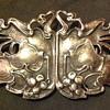 Horton & Allday silver buckle.