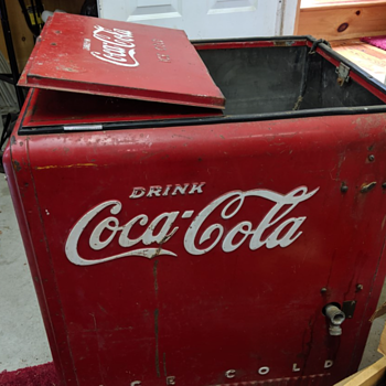 Westinghouse coke cooler? - Coca-Cola