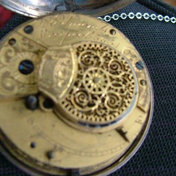 Edmons english fusee, circa 1813~ - Pocket Watches