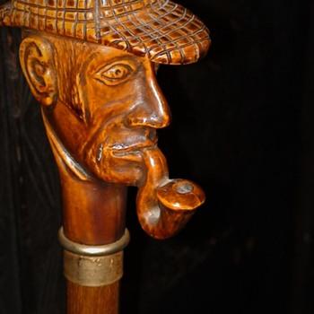 Sherlock Holmes Walking Stick - Accessories