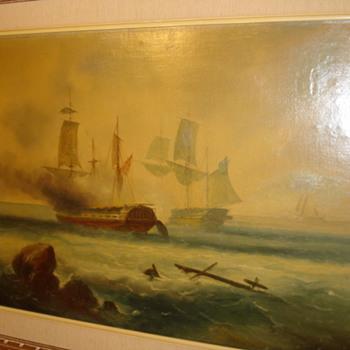 old paintings - Fine Art
