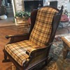 Help ID tiger maple Rockimg chair Rocker, please!