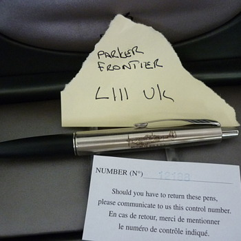 parker spitfire