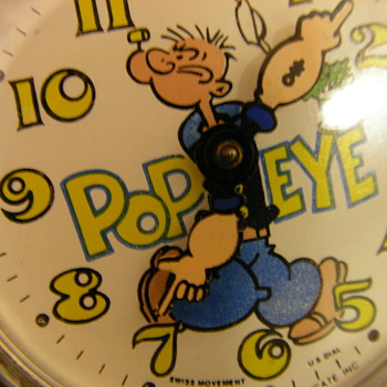 Popeye Wristwatch