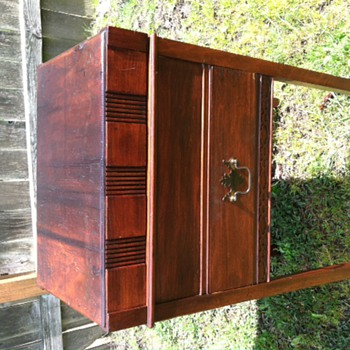 My Find... Is it a 1920's cabinet humidor? - Tobacciana