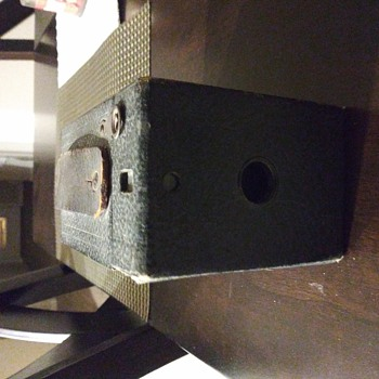 Antique Box Camera - Cameras