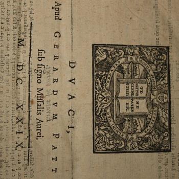 1579 or 1569? - Books