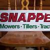 Snapper Lawn & Garden Sign
