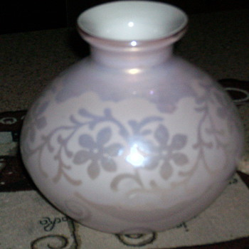 Daum vase circa1930 - Art Glass