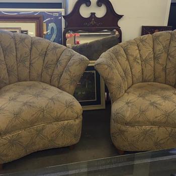 Conversation chairs? - Furniture
