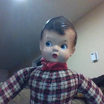 30'S - 40's Cowboy Doll - Dolls