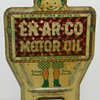 EN-AR-CO MOTOR OIL LICENSE PLATE TOPPER