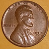 1958 wheat penny