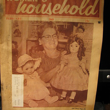 Womens Household -- 1969 and 1967 - Paper