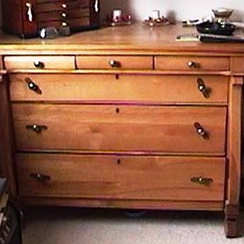 Antique Buffet - Furniture