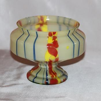 My reward for a good deed - Art Glass
