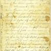 1879 Handwritten Letter, written in German