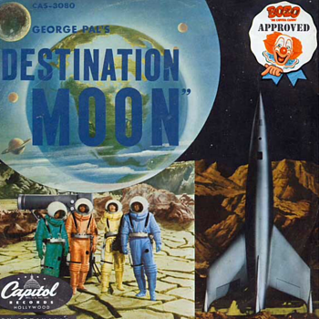 destination, Dark-side of the moon ,or how Moose Berries grow  - Advertising